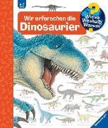 Cover-Bild zu Wir erforschen die Dinosaurier