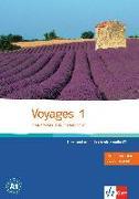 Cover-Bild zu Voyages 1. Lehr- und Arbeitsbuch
