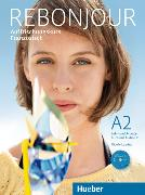 Cover-Bild zu Rebonjour. Lehr- und Arbeitsbuch mit Audio-CD