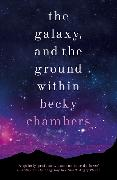 Cover-Bild zu The Galaxy, and the Ground Within von Chambers, Becky