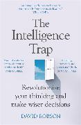 Cover-Bild zu The Intelligence Trap von Robson, David