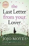 Cover-Bild zu The last letter from your lover von Moyes, Jojo