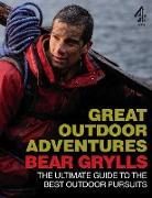 Cover-Bild zu Bear Grylls Great Outdoor Adventures (eBook) von Grylls, Bear