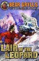 Cover-Bild zu Mission Survival 8: Lair of the Leopard (eBook) von Grylls, Bear