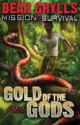 Cover-Bild zu Mission Survival 1: Gold of the Gods (eBook) von Grylls, Bear