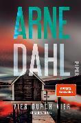 Cover-Bild zu Dahl, Arne: Vier durch vier (eBook)