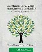 Cover-Bild zu Hoefer, Richard: Essentials of Social Work Management and Leadership