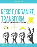 Cover-Bild zu Johnson, Dean (Hrsg.): Resist, Organize, Transform