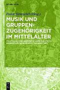 Cover-Bild zu Hentschel, Frank (Hrsg.): 'Nationes*-Begriffe im mittelalterlichen Musikschrifttum (eBook)