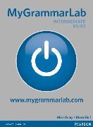 Cover-Bild zu MyGrammarLab Intermediate (B1/B2) Student Book (no Key) and MyLab von Hall, Diane