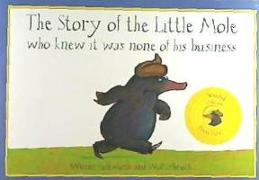 Cover-Bild zu The Story of the Little Mole Who Knew It Was None of His Business: Sound Edition von Holzwarth, Werner