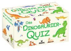 Cover-Bild zu Das Dinosaurier-Quiz