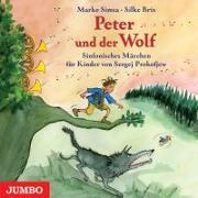 Cover-Bild zu Peter und der Wolf. CD von Prokofjew, Sergei