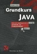 Cover-Bild zu Abts, Dietmar: Grundkurs JAVA (eBook)