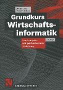 Cover-Bild zu Abts, Dietmar: Grundkurs Wirtschaftsinformatik (eBook)