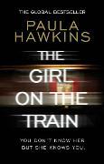 Cover-Bild zu The Girl on the Train von Hawkins, Paula