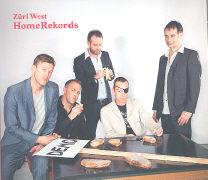 Cover-Bild zu HomeRekords von Züri West