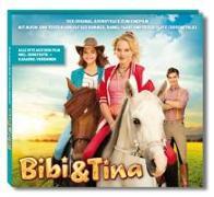 Cover-Bild zu Bibi und Tina. Der Original-Soundtrack zum Film