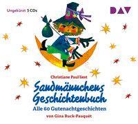 Cover-Bild zu Ruck-Pauquèt, Gina: Sandmännchens Geschichtenbuch - Alle 60 Gutenachtgeschichten