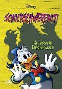 Cover-Bild zu Schockschwerenot! Grausen in Entenhausen von Disney, Walt