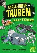 Cover-Bild zu Knallharte Tauben lassen Federn von McDonald, Andrew