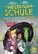 Cover-Bild zu Die Weltraumschule - Erste Stunde: Alienkunde von Kaiblinger, Sonja