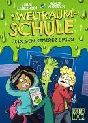 Cover-Bild zu Die Weltraumschule - Ein schleimiger Spion von Kaiblinger, Sonja
