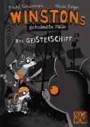 Cover-Bild zu Winstons geheimste Fälle - Das Geisterschiff von Scheunemann, Frauke