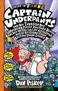 Cover-Bild zu Captain Underpants Band 3 - Captain Underpants und die Invasion der schrecklich fiesen Kantinen-Damen von Pilkey, Dav