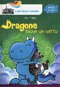 Cover-Bild zu Dragone trova un gatto von Pilkey, Dav