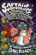 Cover-Bild zu Captain Underpants and the Invasion of the Incredibly Naughty Cafeteria Ladies from Outer Space von Pilkey, Dav