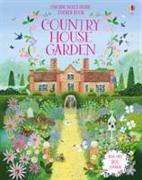 Cover-Bild zu Country House Gardens Sticker Book von Reid, Struan