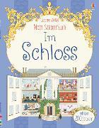 Cover-Bild zu Mein Stickerbuch: Im Schloss von Reid, Struan