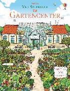 Cover-Bild zu Mein Stickerbuch: Im Gartencenter von Reid, Struan