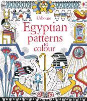 Cover-Bild zu Egyptian Patterns to Colour von Reid, Struan