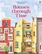 Cover-Bild zu Houses through Time Sticker Book von Reid, Struan
