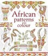 Cover-Bild zu African Patterns to Colour von Reid, Struan
