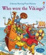 Cover-Bild zu Who Were the Vikings? von Chisholm, Jane