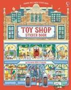 Cover-Bild zu Doll's House Sticker Books Toy Shop Sticker Book von Reid, Struan