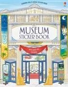 Cover-Bild zu Museum Sticker Book von Reid, Struan