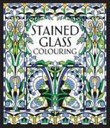 Cover-Bild zu Stained Glass Colouring von Reid, Struan