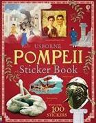 Cover-Bild zu Pompeii Sticker Book von Reid, Struan