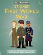 Cover-Bild zu Sticker First World War von Reid, Struan