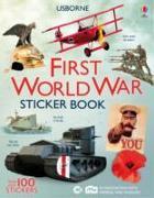 Cover-Bild zu First World War Sticker Book von Reid, Struan