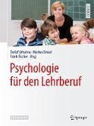 Cover-Bild zu Urhahne, Detlef (Hrsg.): Psychologie für den Lehrberuf (eBook)