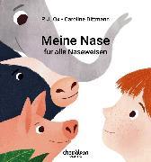 Cover-Bild zu Dittmann, Caroline: Meine Nase (eBook)