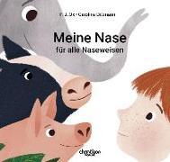 Cover-Bild zu Ox, P. J.: Meine Nase