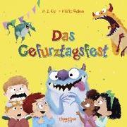 Cover-Bild zu Ox, P. J.: Das Gefurztagsfest