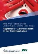 Cover-Bild zu Anda, Béla (Hrsg.): SignsBook - Zeichen setzen in der Kommunikation