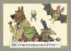 Cover-Bild zu Erlbruch, Wolf: Die fürchterlichen Fünf
